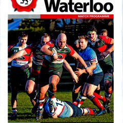 Stockport 1st XV v Waterloo (A) 200118