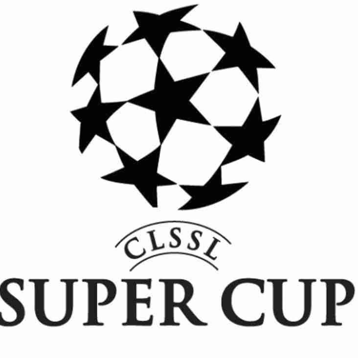 BALLIVIA SUPER CUP WINNERS