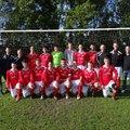 1st XI beat Tuffley Rovers Reserves 2 - 1