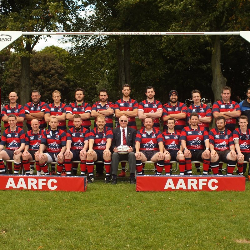 Broad Street RFC 3rd XV vs. Aylestone Athletic 1st XV