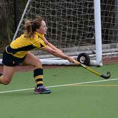 Cockerton's hat-trick seals victory for Henley Ladies