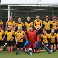Ladies 2s lose out to local rivals