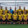 Ladies 1s beat Hampstead and Westminster Ladies' 3s 1 - 3