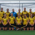 Ladies 1s beat Reading Ladies 2s 3 - 2