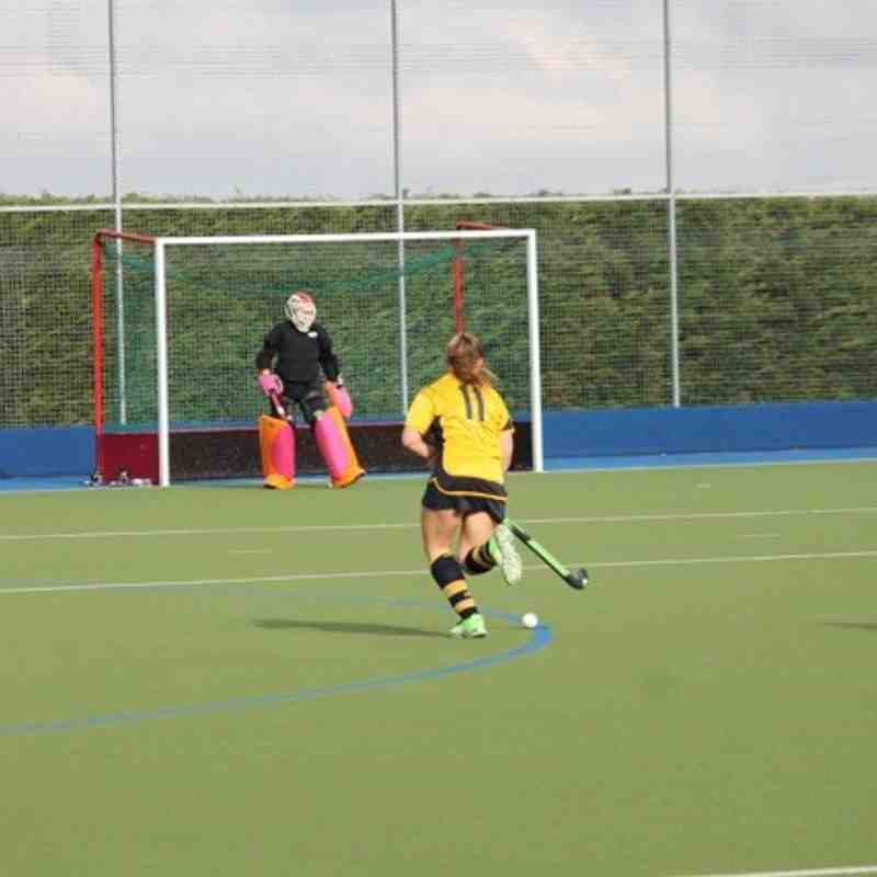 Ladies 2s v Oxford Hawks Ladies' 4s - Sat 22 Oct 2016