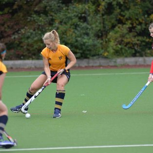 Busy weekend for ladies 1s