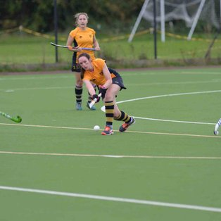 Close to home victory for Ladies 1s