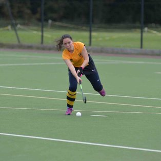 Ladies 1s see off local rivals