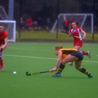 Another win for ladies 1s