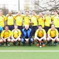 Men's 1s lose to Oxford Hawks 8 - 0