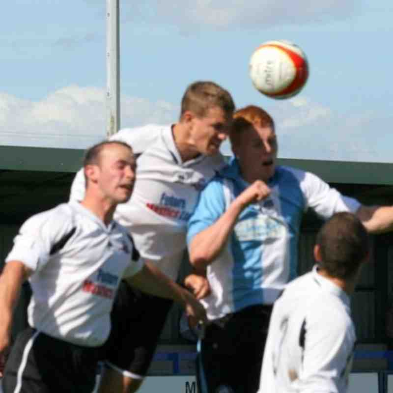 Clevedon Town vs Portishead Town (Friendly 16/07/2010)