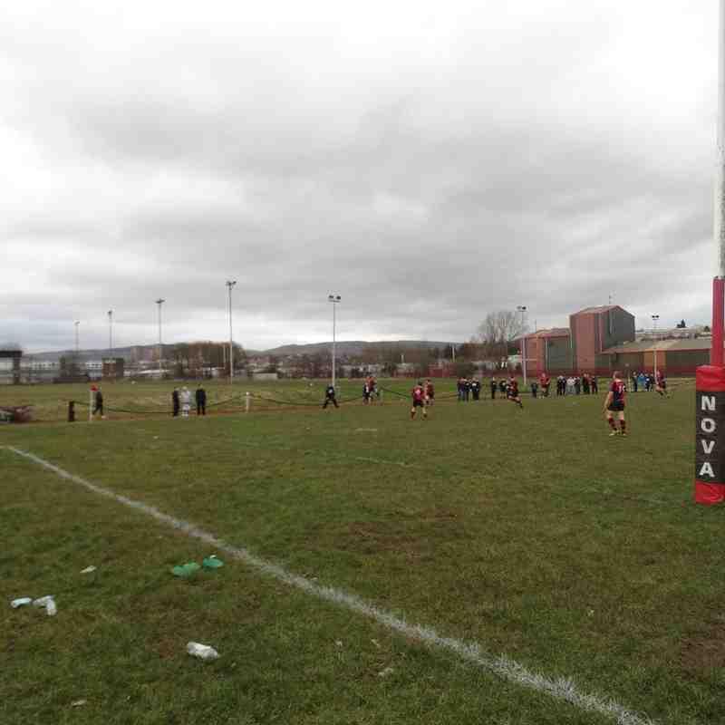 1st XV vs Paisley
