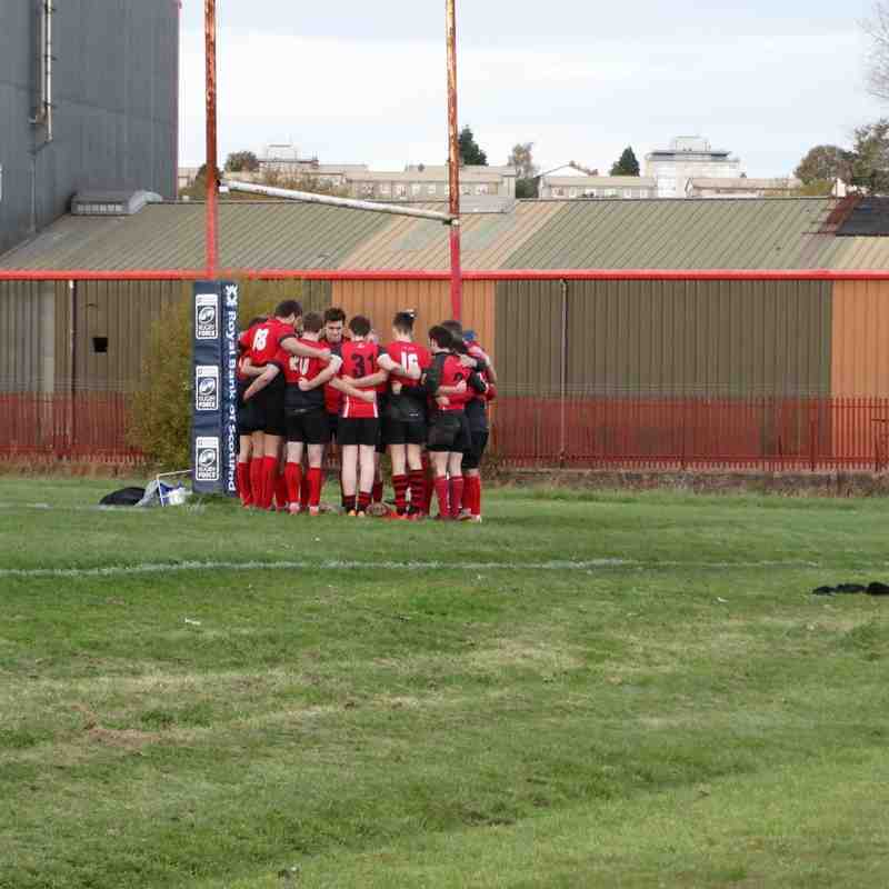 2nd xv vs East Kilbride