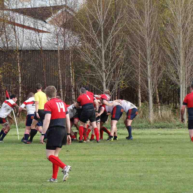1st xv vs Kilmarnock