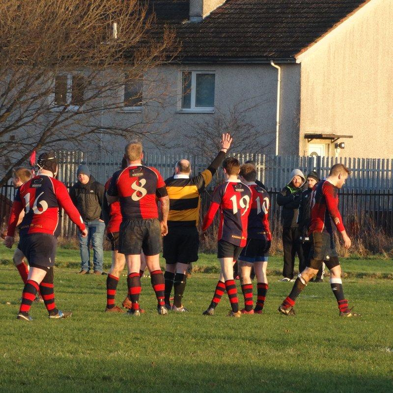 1st XV vs Paisley 21 Jan 17