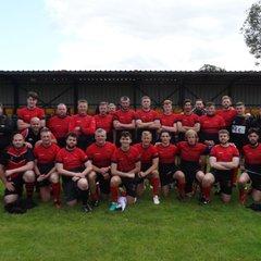 Pre season squad game v Helensburgh