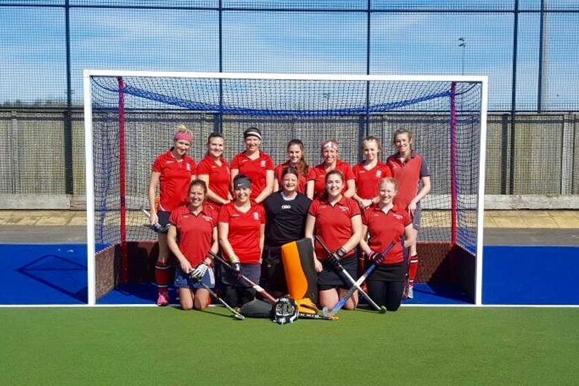 Ladies 1st XI beat City of Bath 1 - 7