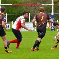 Camborne 2nds V Wadebridge 2nds 14/10/17