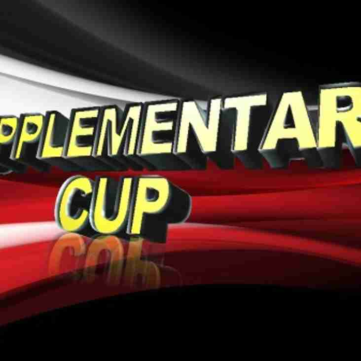 Supplementary Cup Final OFF