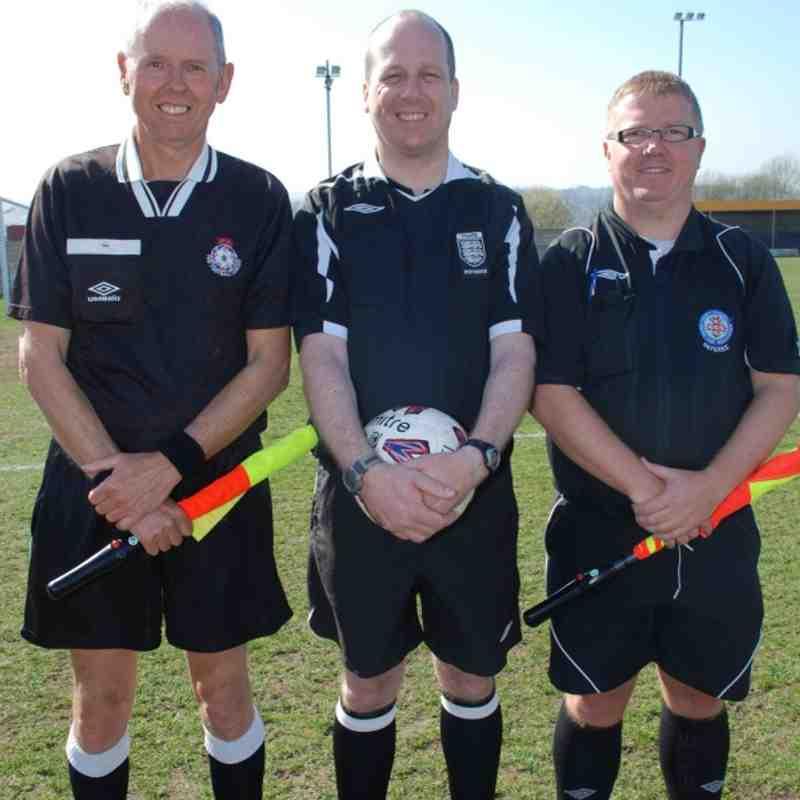 Division Three League Cup Final 2011-2012