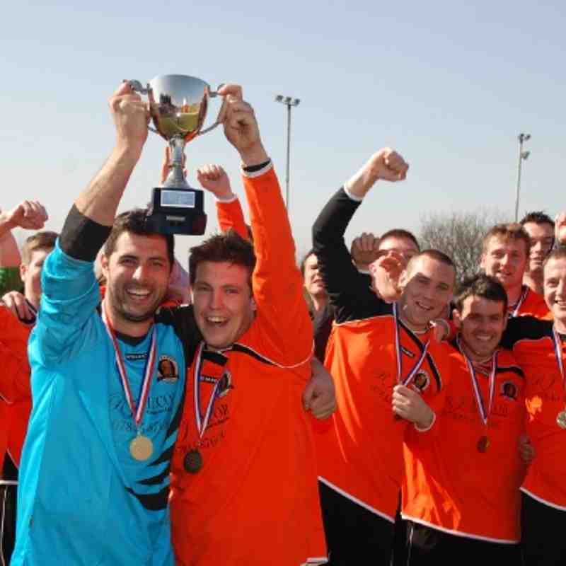Division Three League Cup Final 2011-2012