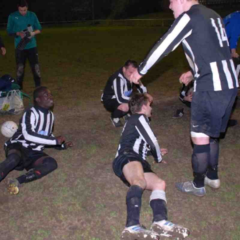 Premier Division Cup Final