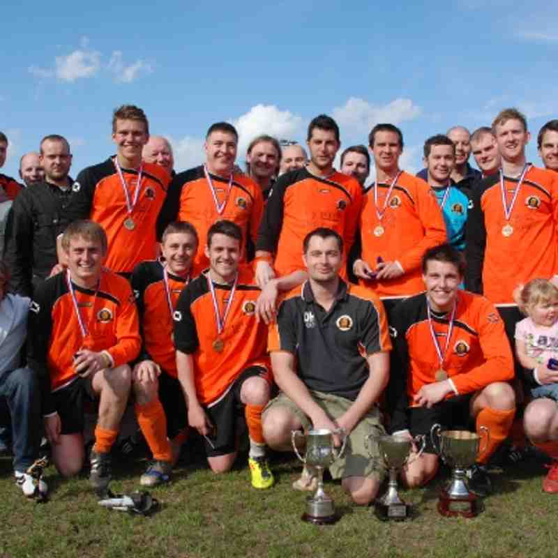 Supplementary Cup Final 2011-2012