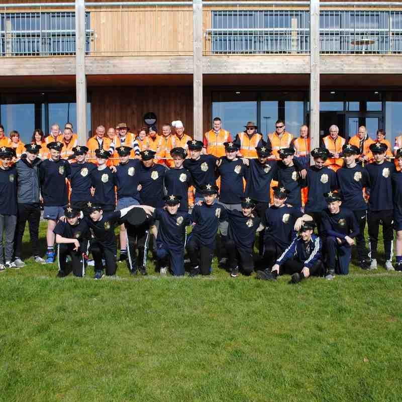 U14s Dorset Tour 2016