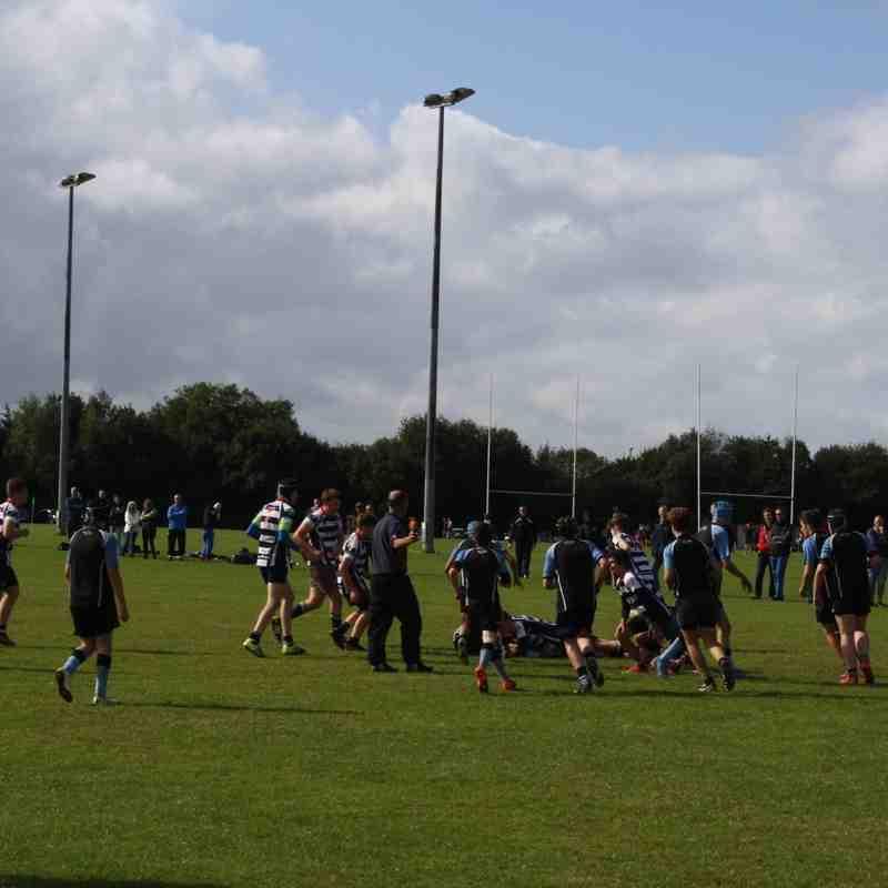 Banbury U15s v Witney 25-09-16