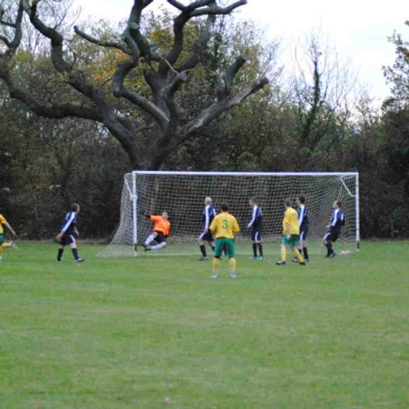 Trefonen v LLANFAIR RESERVES