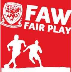 Llanfair United win FAW Fair Play Award