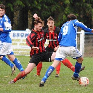 Llanfair win the derby to end losing streak