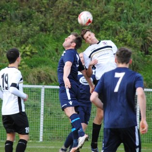 Druids too strong for plucky Llanfair