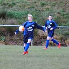 Ladies score 5 again to beat Pwllheli