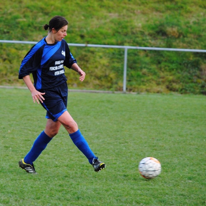 Ladies through to the 2nd round of the FAW Women's cup