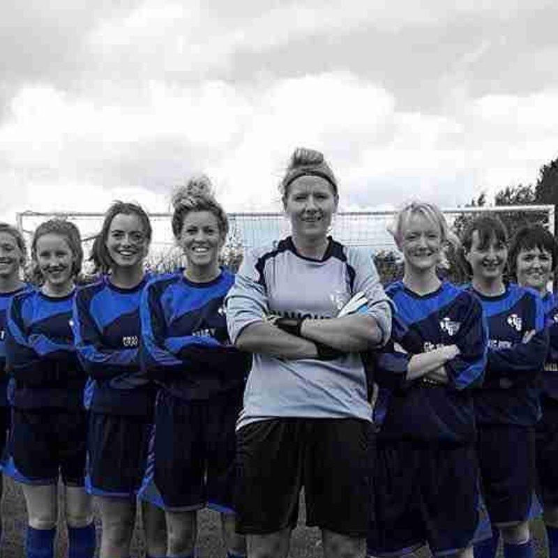 Llanfair United Ladies lose to Airbus Ladies 6 - 4