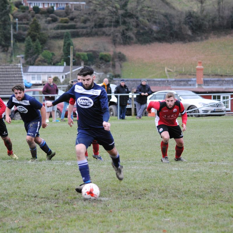 Llanfair through to Welsh Cup 4th Round