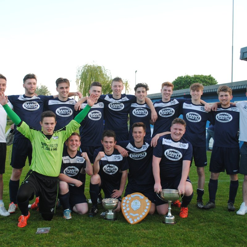 Youths draw away at Machynlleth