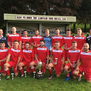 Llanfair impress on Friday night at Knighton