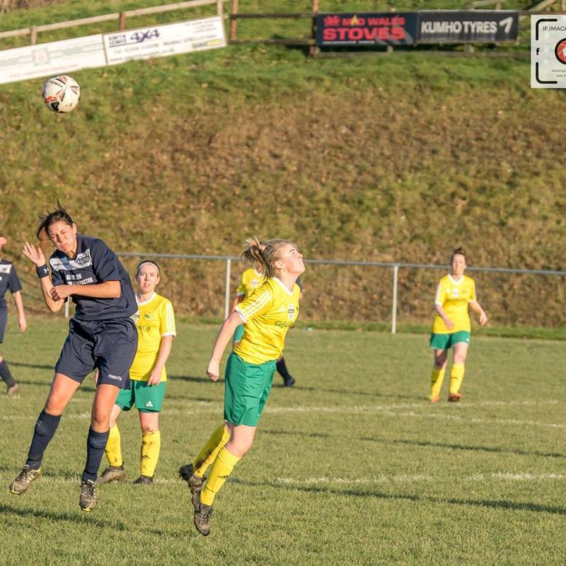Unlucky Ladies out of the Welsh Cup