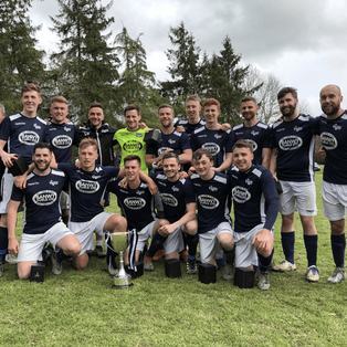 Llanfair leave it late to win the title!
