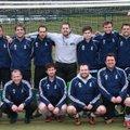 Mens 1st Team beat Timperley 1 4 - 0