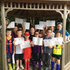 Foundations In Football Summer Soccer Fun Day #DayNine