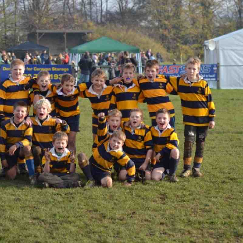 Under 10s vs. Matlock (NLD Qualifiers)