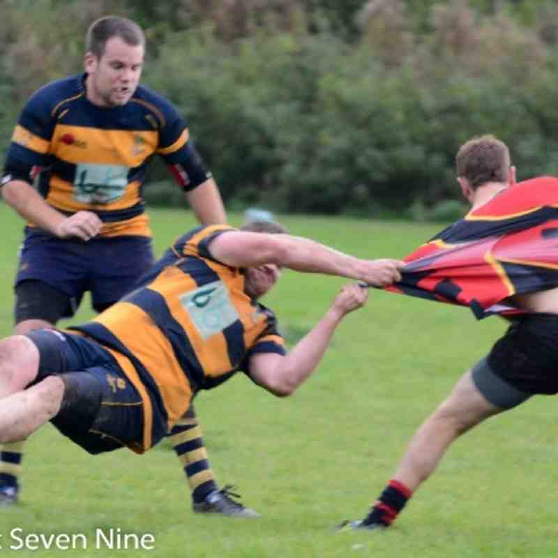 Ashbourne 1st XV vs. Belgrave 6th October 2012
