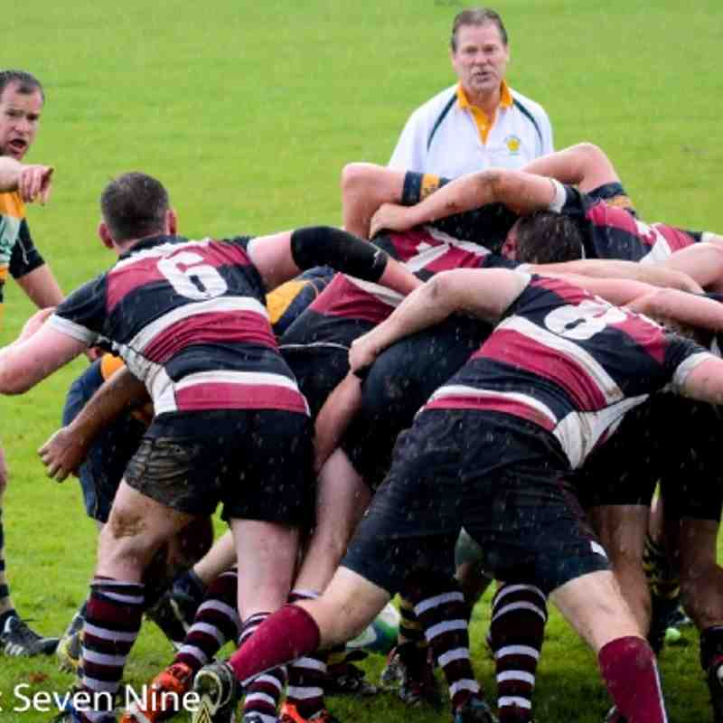 Ashbourne 1st XV vs. Tamworth 13th October 2012