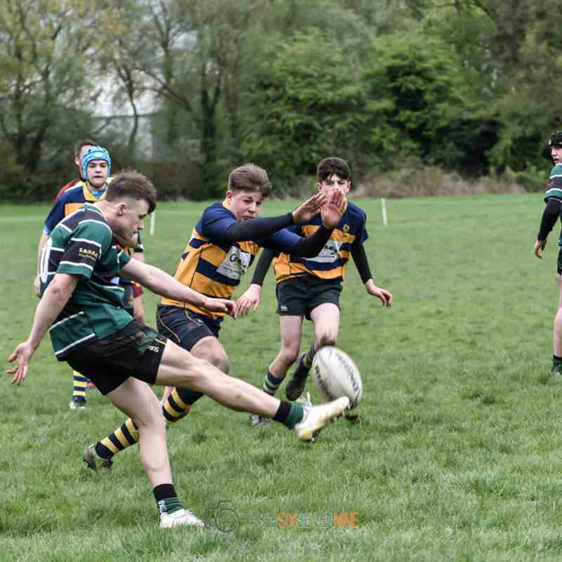U16s vs Scunthorpe- NLD Shield Final 29/4/18