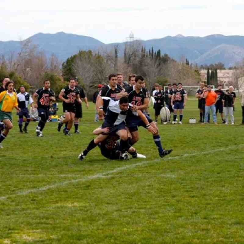 2009 OC Bucks v Beaumont Bluehawks
