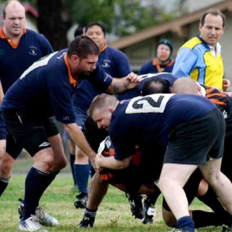 2009 OC Bucks v Oxy Olde Boys