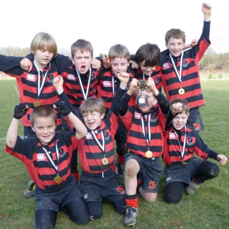 H Cup 2012 - Red Barons in Pulborough